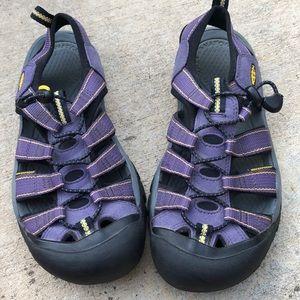 Keen waterproof sandals size 8.5